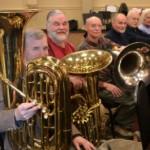 Low Brass 2014 - tubas & euph